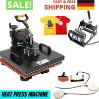 Transferpresse Textilpresse T-Shirtpresse Textildruck Hitzepresse 38x38cm 1400W