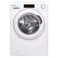Candy Smart Pro CSO 14105TE/1-S Waschmaschine / 10 kg / 1400 U/Min. / Smarte Bedienung mit Wi-Fi und Bluetooth/Easy Iron – Dampffunktion/Symbolblende, weiß