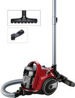 Bosch Bodenstaubsauger beutellos BGS05AAA2, Farbe Rot