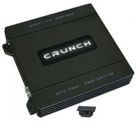 CRUNCH GRAVITY Verstärker GTX-750 Monoblock
