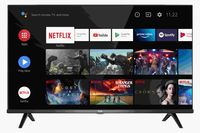 TCL FullHD LED TV 101,6 cm (40 Zoll) 40S615, Triple Tuner, Android Smart TV, HDR10