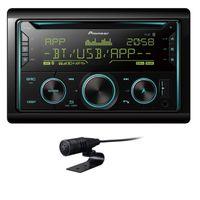 PIONEER FH-S720BT 2 DIN Autoradio mit Bluetooth Freisprecheinrichtung CD MP3 USB