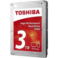 Toshiba Festplatte - Intern - 3 TB - SATA (SATA/600) - 7200U/Min - 64 MB Puffer