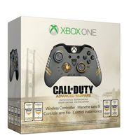 Microsoft Xbox One Wireless Controller - Limited Edition Call of Duty: Advanced Warfare - Gamepad - drahtlos