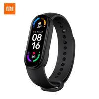 Xiaomi Mi Band 6 CN Version Armband Smartband Fitnesstracker Schwarz