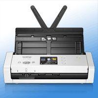 Brother ADS-1700W - 215,9 x 863 mm - 600 x 600 DPI - 25 Seiten pro Minute - 1200 x 1200 DPI - 48 Bit - 24 Bit