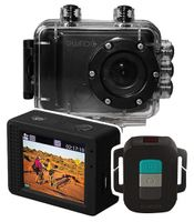 Guardo action-Kamera OneFull HD 5MP 5,08 cm ABS schwarz 5-teilig