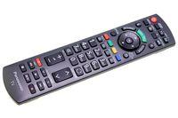 Panasonic N2QAYB000752 Fernbedienung u.a. für TX-L42ETW5, TX-L32ETW5, TX-P42UT50, TX-P50UT50, TX-L37ETW5, TX-L47ETW5