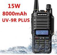 UV-9R Plus 8W Upgrade-Version Funkgerät UKW UHF Walkie Talkie für CB Ham