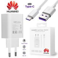 100% Original Huawei Schnellladegerät AP81 HW-050450E00 5A + USB-C 3.1 HL1289