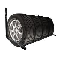 Reifenhalter Autoreifen Reifenwandhalter Wandhalterung Reifenständer Reifenregal
