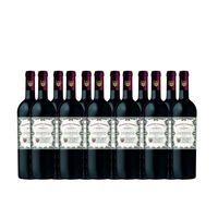 Rotwein Italien  Primitivo Salento Doppio Passo halbtrocken (18x0,75)