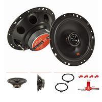 Lautsprecher Set kompatibel mit BMW 3er E46 165mm 2-Wege Koax System JBL Stage2 624