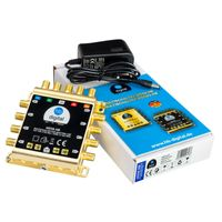 HB-DIGITAL MS58-HB Multischalter mit Netzteil