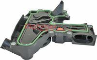 METZGER Ölabscheider Kurbelgehäuseentlüftung für AUDI A4 Avant 8K5 B8 Q5 8R