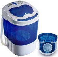 Steinborg Mini-Waschmaschine   Tragbarer Camping-Waschautomat 3 KG
