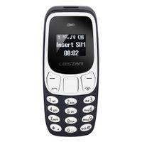 Mobiltelefon Senioren-Handy Tastenhandy mit großen Tasten und ohne Vertrag, Bluetooth, Radio Schwarz Kopfhörer 67,8 x 27,8 x 12,4 mm Geringe Strahlung 32 + 32M