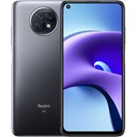 Xiaomi Redmi Note 9T 5G Nightfall Black Handy 64GB Dual SIM Smartphone