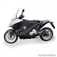 Tucano Urbano Beinschutz Termoscud® schwarz für Honda Integra 700 Bj. 2012 - 2013