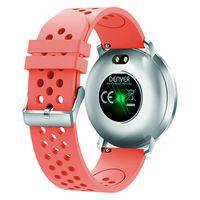 Denver Smartwatch SW-171, Bluetooth, Touchscreen, Farbe: Schwarz