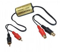 NF-Entstörfilter KFZ Massefilter Geräusch Noise Filter Lichtmaschine #4100