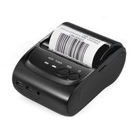 Aibecy POS-5802DD tragbare Mini-Bluetooth-USB-Thermodrucker Receipt Ticket POS Printing für iOS Android Windows