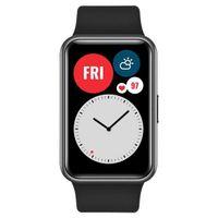 Huawei Watch Fit (Stia-B09) graphite black, Farbe:Graphit-Schwarz