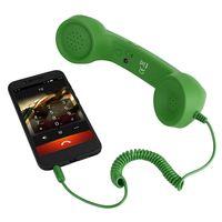 Retro Radiation Proof Telefon Handset Phone Classic Empf?nger fš¹r iPhone