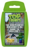 Top Trumps The Independent And Unofficial Guide To Minecraft Kartenspiel Quartett Karten Spiel