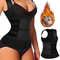 L Damen Unterbrust Korsett Figurformend Bauchweg Body Shape Tank-Top Stark Formend Körperformer Mieder Oberteil Shapewear
