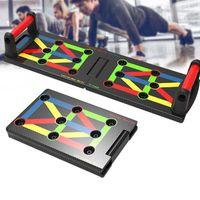 17 in1 Multifunktionale Push-Up Rack Board Training Liegestützgriffe Körperkraft