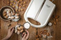 Adler Elektrischer Nussbäcker | Zaubernuss | Waffeleisen | Oreschkis | Oreschniza | Nut Maker |
