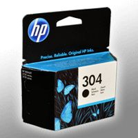 HP N9K06AE Tintenpatrone schwarz No. 304