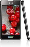 """LG 5 II E460 Optimus L, 101.6 mm (4 """"), 800 x 480 Pixel, IPS, 1 GHz, MT6575, 512 MB"""