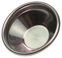 Gastroback 96267 Filter 1 Tasse, einwandig für Espressomaschine, Siebträger