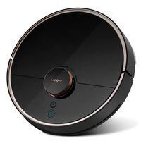 2021 LENOVO X1 WLAN Saugroboter mit Wischfunktion, Staubsauger Roboter mit Laser Navigation, App-Steuerung,Roboterstaubsauger Tierhaare, Reinigt harte Böden,Teppiche,Hartholz NEU