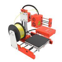Easythreed® X1 Mini 3D-Drucker 100 * 100 * 100 mm Druckgröße Unterstützt One Key Printing mit 1,75 mm 0,4 mm Düse für den Haushalt Studenten Bildung - Orange