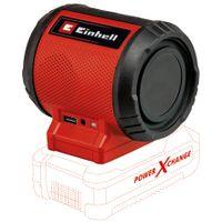 Einhell Power X-Change Akku-Lautsprecher TC-SR 18 Li BT - Solo