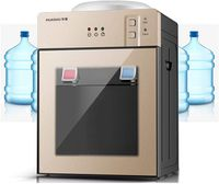 Heißwasserspender Thermoskanne 550W 220V Aufsatz-Wasserspender Kaltwasserspender Trinkwasser Tischwasserspender für Zuhause Büro