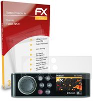 atFoliX FX-Antireflex 3x Schutzfolie kompatibel mit Garmin Fusion RA70 Panzerfolie