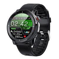 Smart uhr Sport IP68 Wasserdichte Schlaf Monitor EKG PPG Blutdruck Herz Rate Fitness Smartwatch Für Android Huawei IOS Iphone