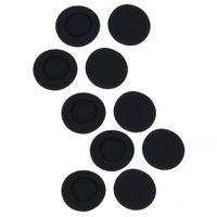 5 Paar 50mm Schaumstoff-Ohr kissen für AKG K412P K416P K26P K24P K271P Kopfhörer Kopfhörer