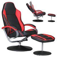 Fernsehsessel SPORTING TV Design Relax-Sessel Racing Bezug