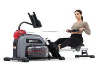 Hop-Sport Wasser-Rudergerät HS-150WR Ruderzugmaschine Rudergerät +Pulsgurt Water-Zugmaschine