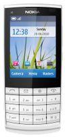 "Nokia X3-02, 6,1 cm (2.4""), 240 x 320 Pixel, LCD, 1 GHz, 64 MB, 16 GB"