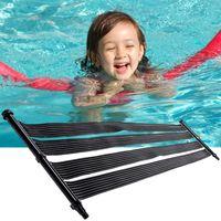 1x Nemaxx SH3000 Solarheater 3 m - Solar-Poolheizung, Solarheizung, Schwimmbecken Heizmatte, Swimmingpool Sonnenkollektor, Warmwasseraufbereitung, Heizung für Pool