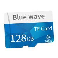 1 Stück TF-Karte Blau 128 GB wie beschrieben