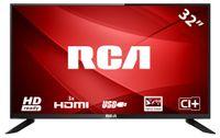 RCA RB32H1 LED TV (32 Zoll HD TV), CI+, HDMI+USB, Triple Tuner, 60Hz, Mediaplayer