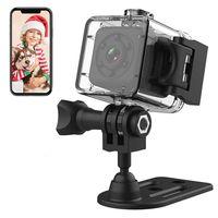 Mini Sport Kamera,1080P Full HD Aktion Kamera Wasserdicht Unterwasserkamera IR Nachtsicht Sport Kamera