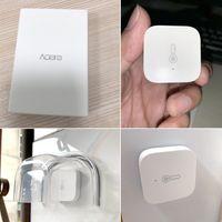 1x Xiaomi Aqara WIFI Smart Home Device Sensor Temperatur Luftfeuchtigkeitssensor